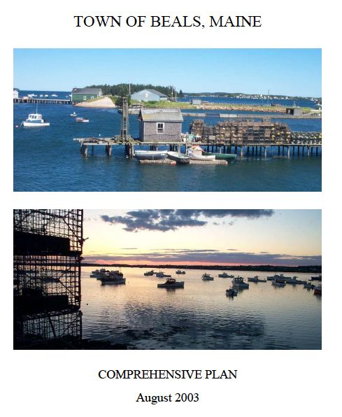 Beals Comprehensive Plan Cover