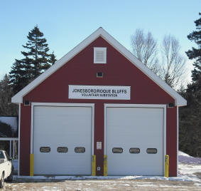 Jonseboro-Roque Bluffs Fire Sub-Station